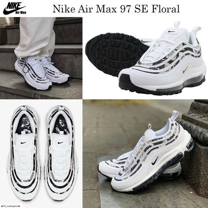 Nike AIR MAX 97 2019 20AW Street Style Low Top Sneakers