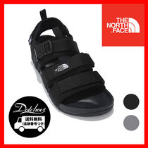 THE NORTH FACE Casual Style Unisex Street Style Plain Sport Sandals