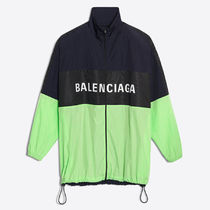 BALENCIAGA TRACK Medium Logo Jackets