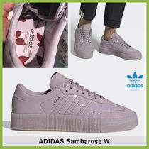 adidas Leather Low-Top Sneakers