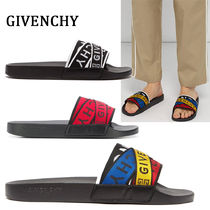 GIVENCHY Monogram Street Style Sandals