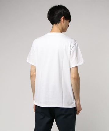 A.P.C. Crew Neck Crew Neck Plain Short Sleeves Crew Neck T-Shirts 5