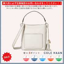 Cole Haan Casual Style 2WAY Plain Shoulder Bags