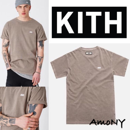KITH NYC More T-Shirts Unisex Street Style Short Sleeves T-Shirts
