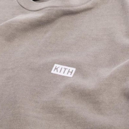 KITH NYC More T-Shirts Unisex Street Style Short Sleeves T-Shirts 4