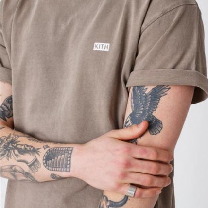 KITH NYC More T-Shirts Unisex Street Style Short Sleeves T-Shirts 5