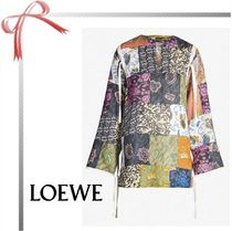 LOEWE Linen Collaboration Long Sleeves Other Animal Patterns