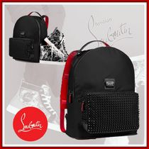Christian Louboutin Street Style Backpacks