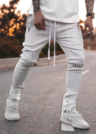 Sweat Street Style Pants