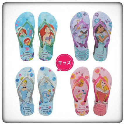 Collaboration Flipflop Kids Girl Sandals