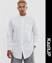ASOS Button-down Street Style Long Sleeves Shirts
