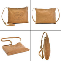 IL BISONTE Leather Messenger & Shoulder Bags