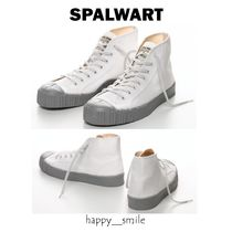 SPALWART Casual Style Unisex Low-Top Sneakers