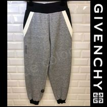 GIVENCHY Casual Style Street Style Plain Long Pants