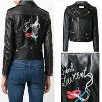 Saint Laurent Casual Style Street Style Jackets