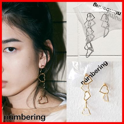 Casual Style Street Style Earrings