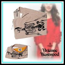 Vivienne Westwood Casual Style Blended Fabrics Home Party Ideas Bags