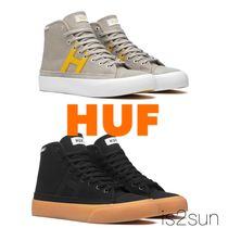 HUF Unisex Street Style Collaboration Sneakers