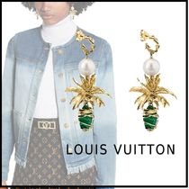 Louis Vuitton 2019-20AW SEA OF LOVE EARRINGS gold free earrings