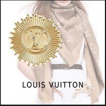 Louis Vuitton 2019-20AW PLACE VENDÔME BROOCH gold free brooch