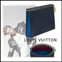 Louis Vuitton 2019-20AW POCHETTE VOYAGE MM black one size pochette