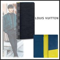 Louis Vuitton 2019-20AW BRAZZA WALLET black one size wallet