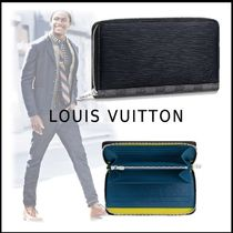 Louis Vuitton 2019-20AW ZIPPY ORGANIZER black one size long wallet