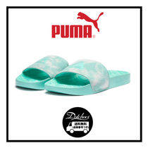 PUMA Unisex Street Style Tie-dye Shower Shoes Shower Sandals