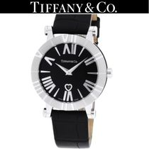 Tiffany & Co THE ATLAS Casual Style Round Stainless Analog Watches