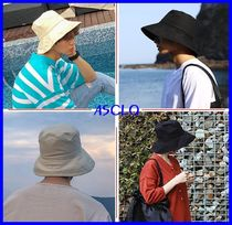 ASCLO Unisex Street Style Wide-brimmed Hats