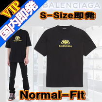 BALENCIAGA Street Style Short Sleeves T-Shirts