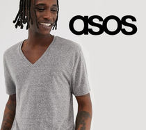 ASOS Street Style V-Neck Short Sleeves V-Neck T-Shirts