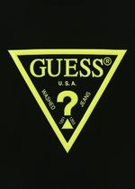 Guess More T-Shirts Unisex Street Style Short Sleeves T-Shirts 5