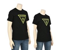 Guess More T-Shirts Unisex Street Style Short Sleeves T-Shirts 15