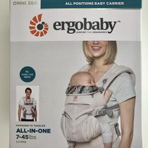 ergobaby OMNI 360 Unisex Blended Fabrics Collaboration New Born