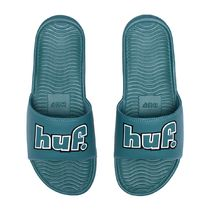 HUF Unisex Street Style Collaboration Shower Shoes