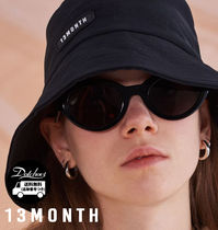 13MONTH Unisex Street Style Bucket Hats Hats & Hair Accessories