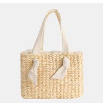 SHOOPEN Straw Bags