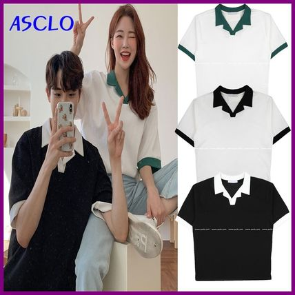 ASCLO More T-Shirts Unisex Street Style T-Shirts