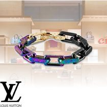 Louis Vuitton Monogram Metal Bracelets