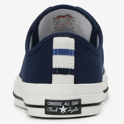 CONVERSE ALL STAR 2019 SS Rubber Sole Casual Style Unisex Street Style Plain