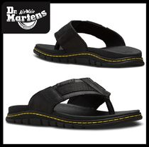 Dr Martens Unisex Street Style Leather Sandals