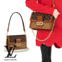 Louis Vuitton MONOGRAM Monogram Canvas Street Style 2WAY Elegant Style Handbags