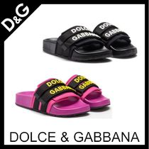Dolce & Gabbana Casual Style Plain Sandals