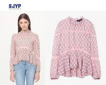 SJYP Casual Style Street Style Shirts & Blouses