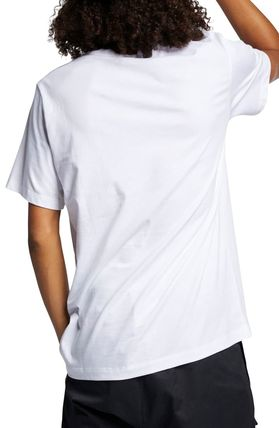 Nike Crew Neck Crew Neck Cotton Short Sleeves Crew Neck T-Shirts 4
