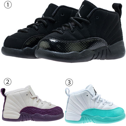 outlet store 0c035 d8913 Nike AIR JORDAN 12 Baby Girl Shoes (819666)