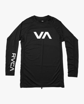 RVCA Plain Logo Swimwear