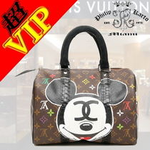 Louis Vuitton Casual Style Unisex Collaboration Other Animal Patterns