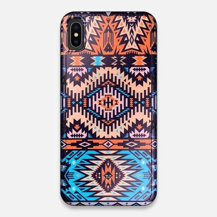 Unisex Made of Wood Tribal iPhone 8 iPhone 8 Plus iPhone X